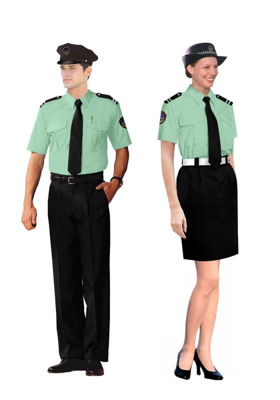 铁路公交服装